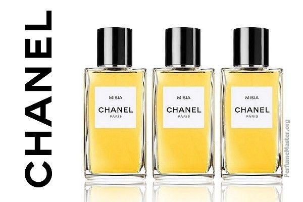 Chanel Les Exclusifs De Chanel Misia Perfume Perfume News Parfum