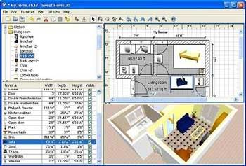 Interior Design, Architecture Design Software Free Download ...