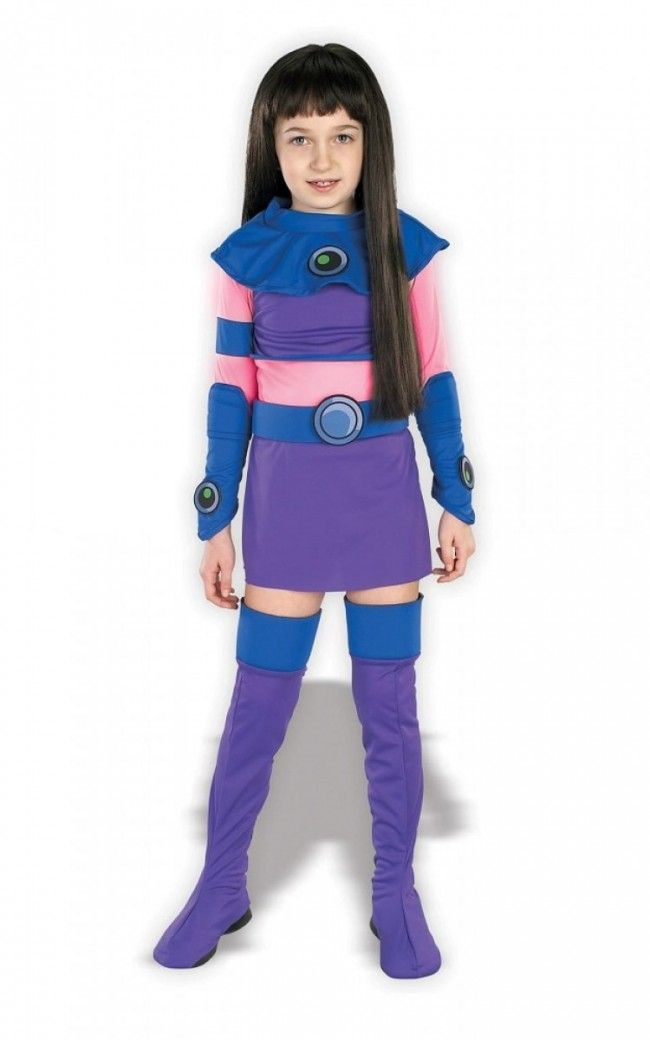 Apologise, but, teen titans starfire costume