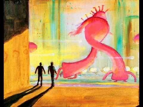 Flaming Lips Instrumental Yoshimi Battles The Pink Robots Pt 1 Rock Poster Art Album Cover Art Flaming Lips