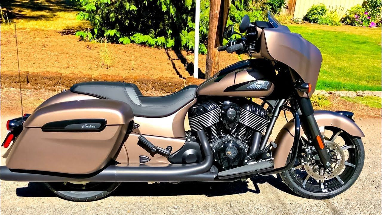 2019 Indian Chieftain Dark Horse 1st Ride Impressions