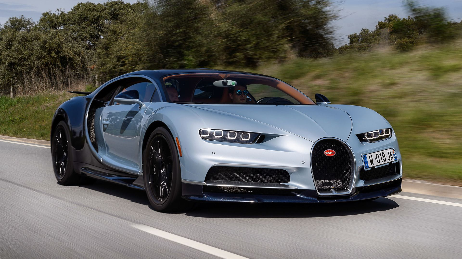In Every Aspect Bugatti Set Out To Make The Chiron At Least