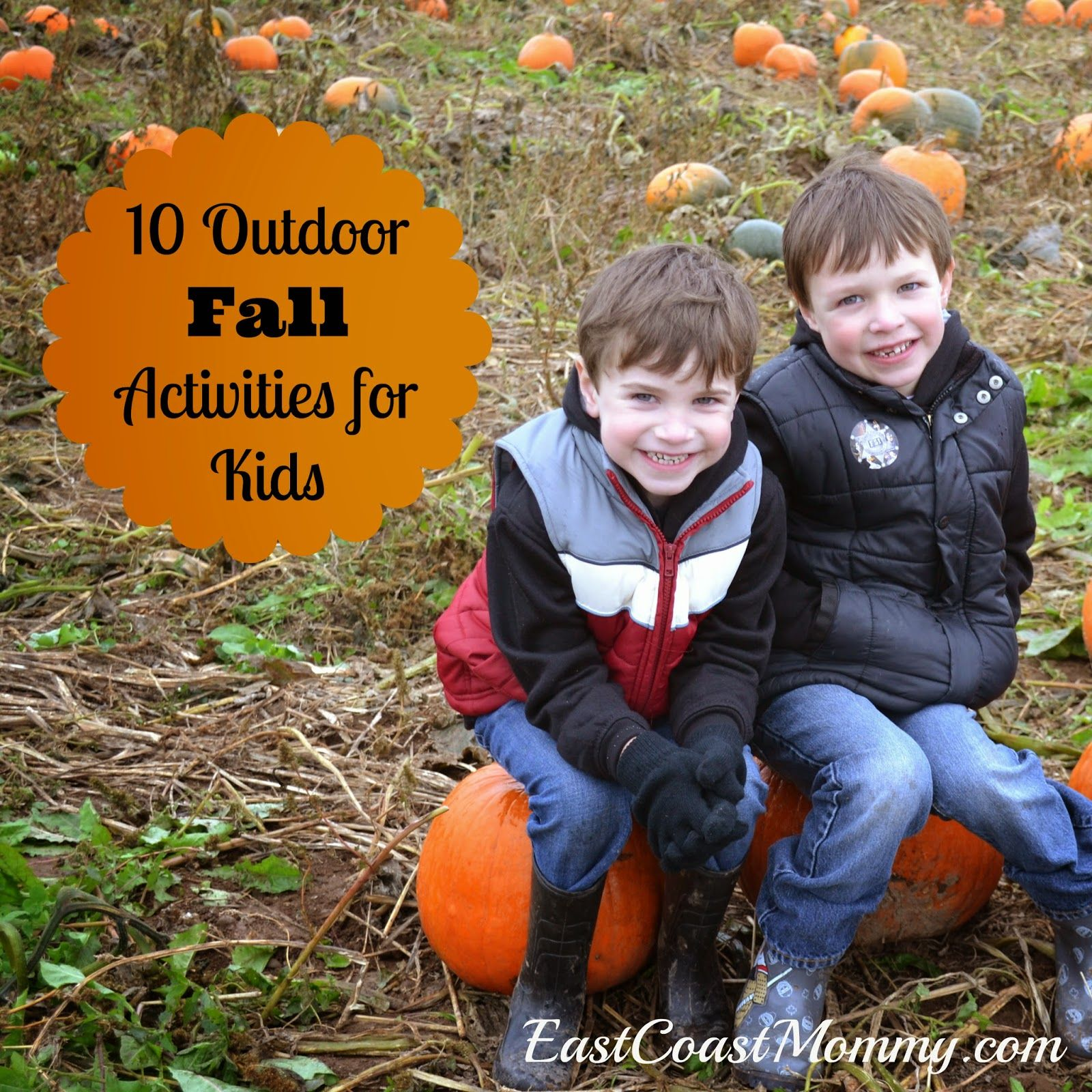 10 Fantastic Outdoor Fall Activities for Kids