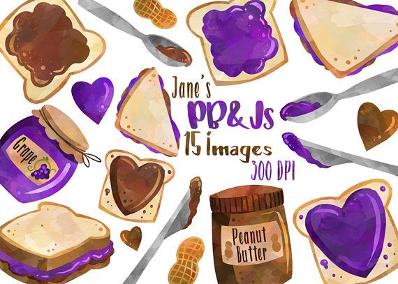35++ Cute peanut butter and jelly clipart ideas in 2021
