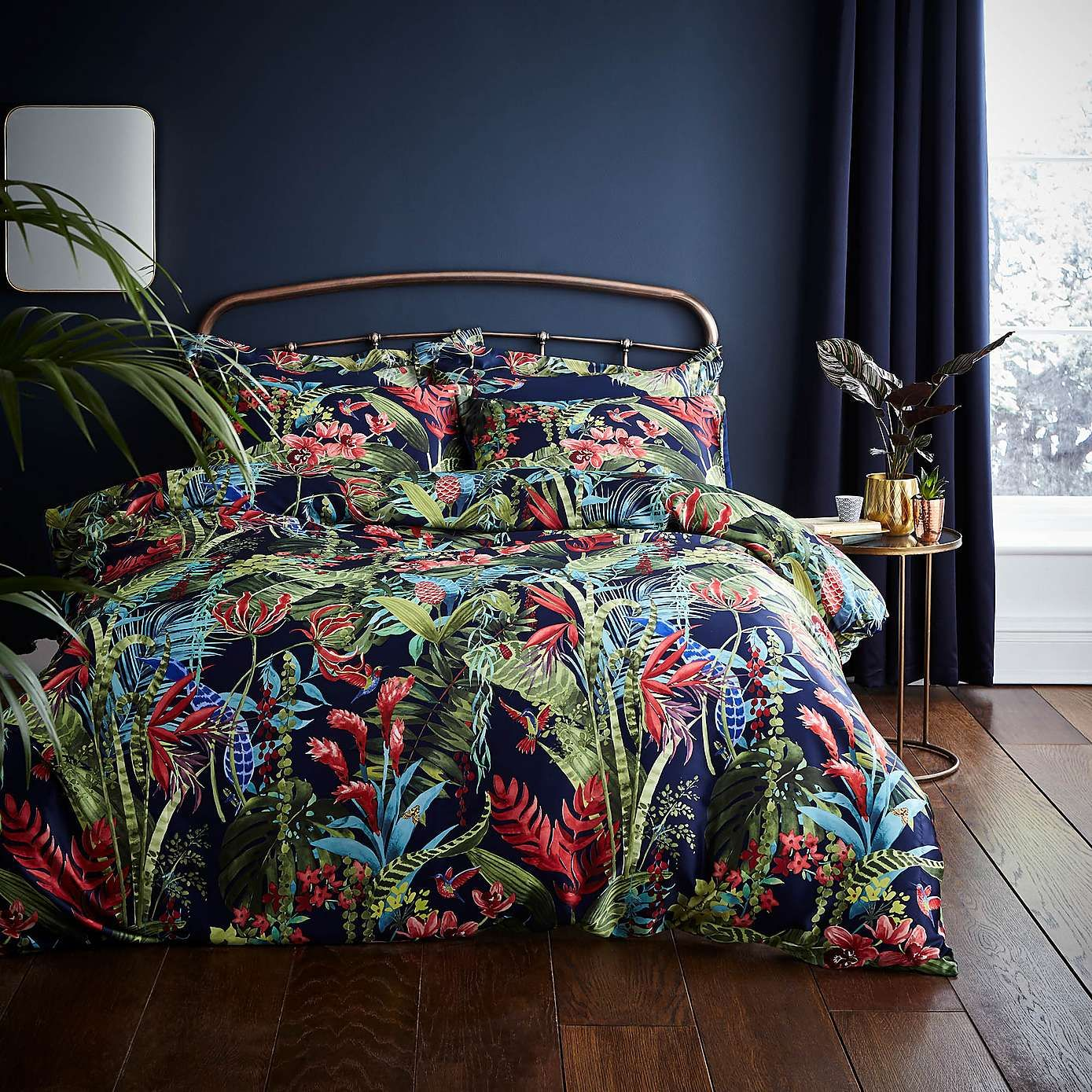 Floresta Duvet Cover and Pillowcase Set (With images