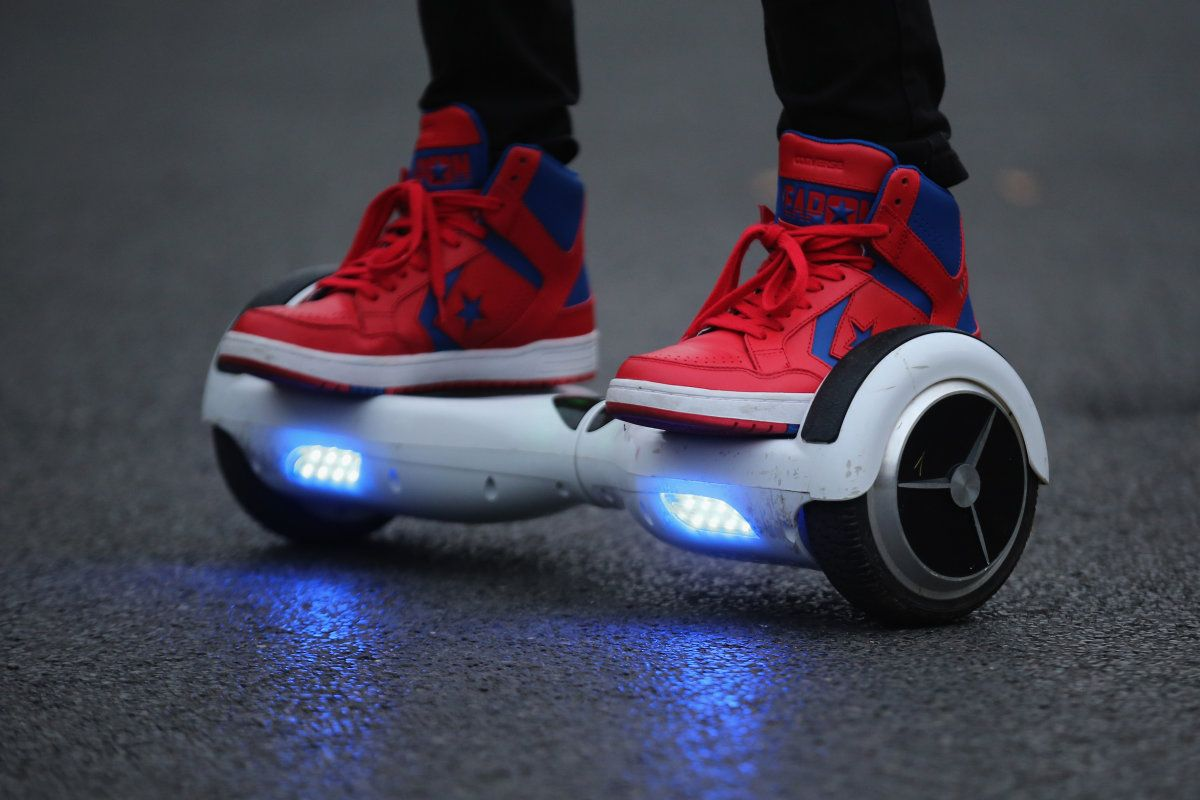 Hoverboards banned on 7 airlines: Top holiday gift grounded after fire  reports