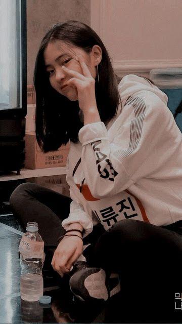 Itzy Ryujin Wallpaper Ryujin Itzy Gaya Rambut Gaya Rambut Korea Warna Rambut