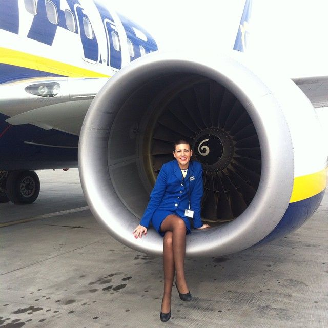 How to Date an Air Hostess