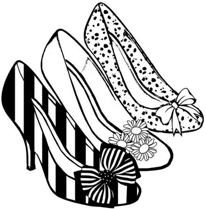 High Heels Free Clip Art Shoes Clipart Womens Shoes High Heels