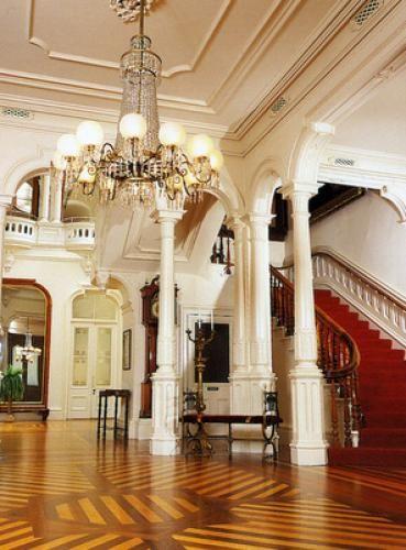 Ralston Hall Mansion San Francisco Themarriage