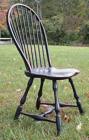Great Early American Chair Early American Furniture Windsor