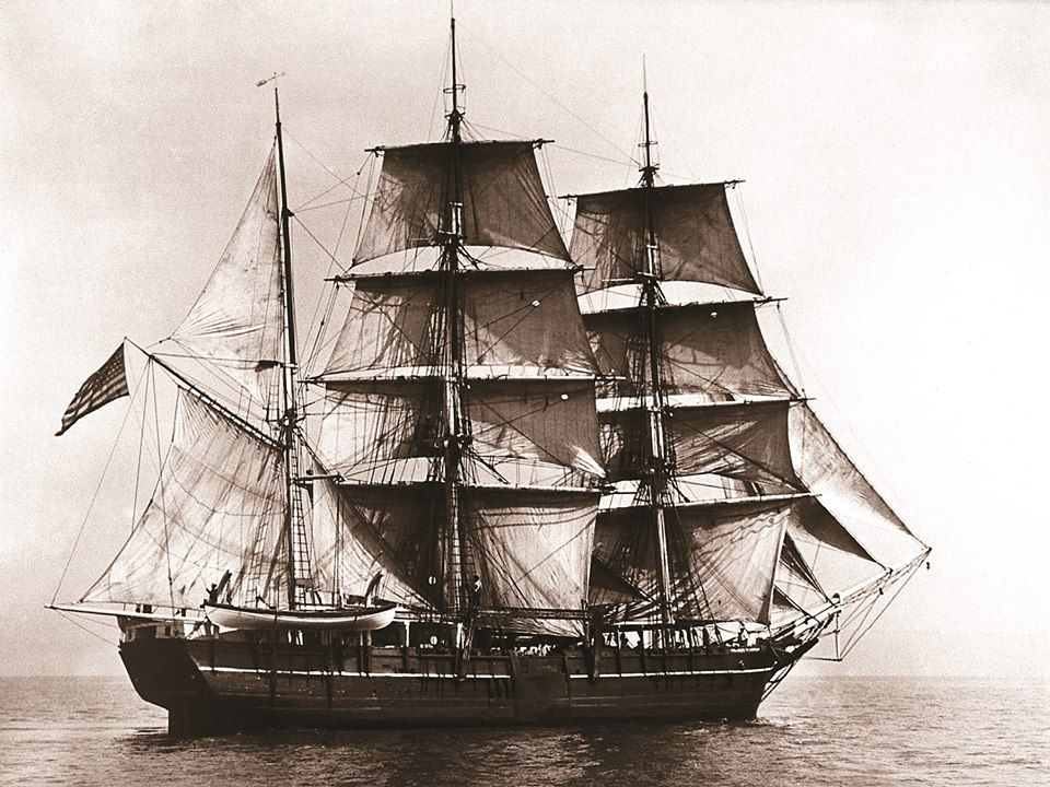 Charles W Morgan Was A Us Whaling Ship During The 19th