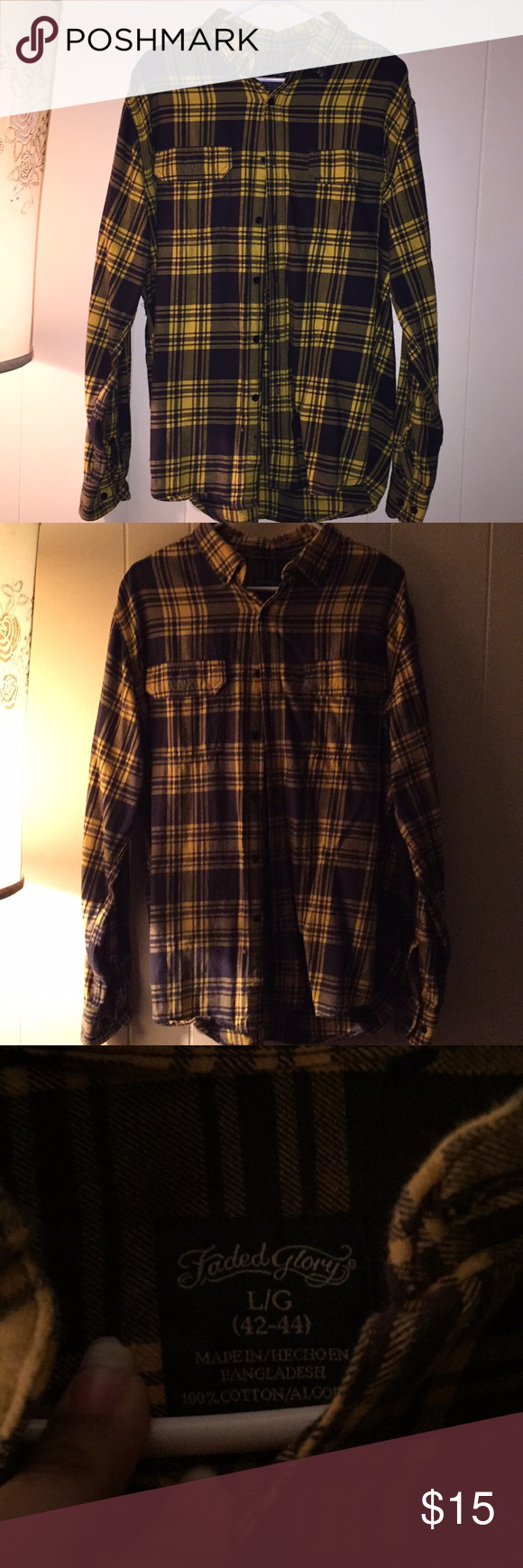 Big flannel outfits  Black and Yellow Flannel  My Posh Closet  Pinterest  Flannels