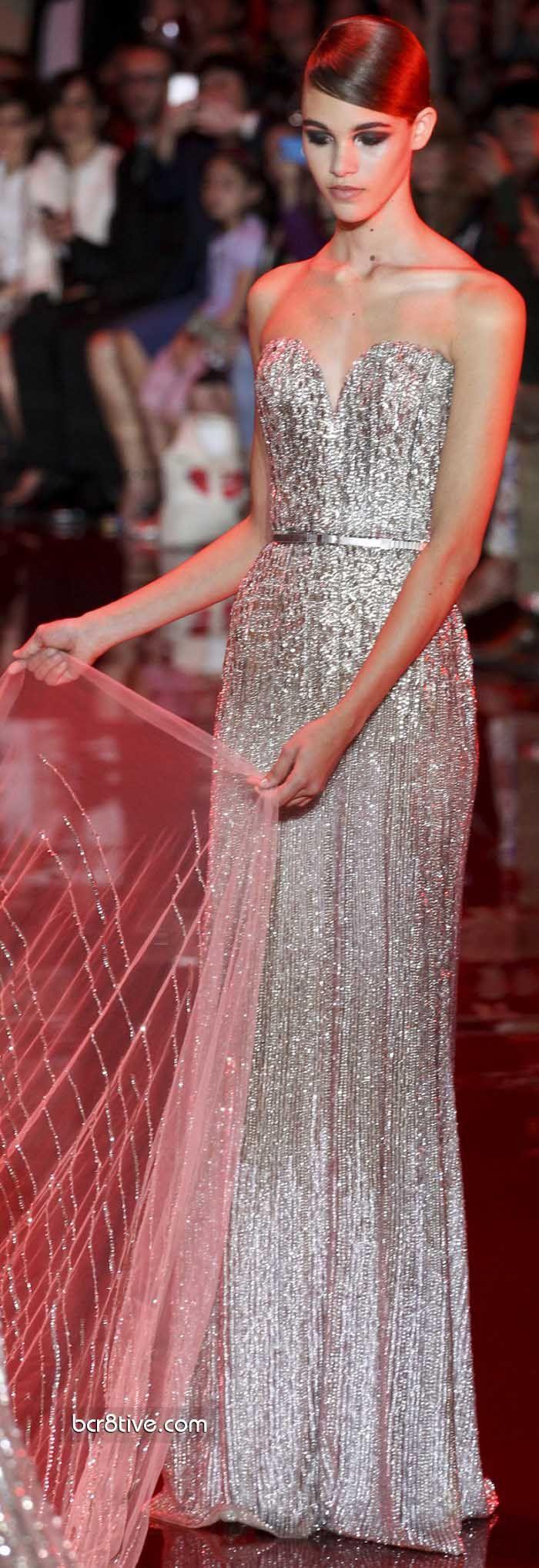 Elie Saab FW 2014 Haute Couture - Incredible Bridesmaids Dress. <3 jaglady #HauteCouture