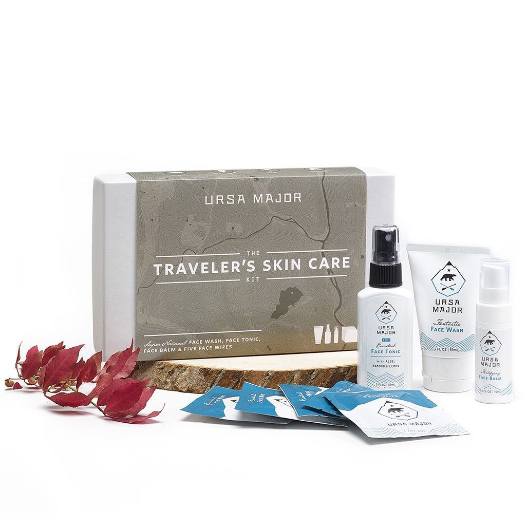 Holiday Beauty Gift Guide For Him Beauty Gift Guide Skin Care Kit Holiday Beauty