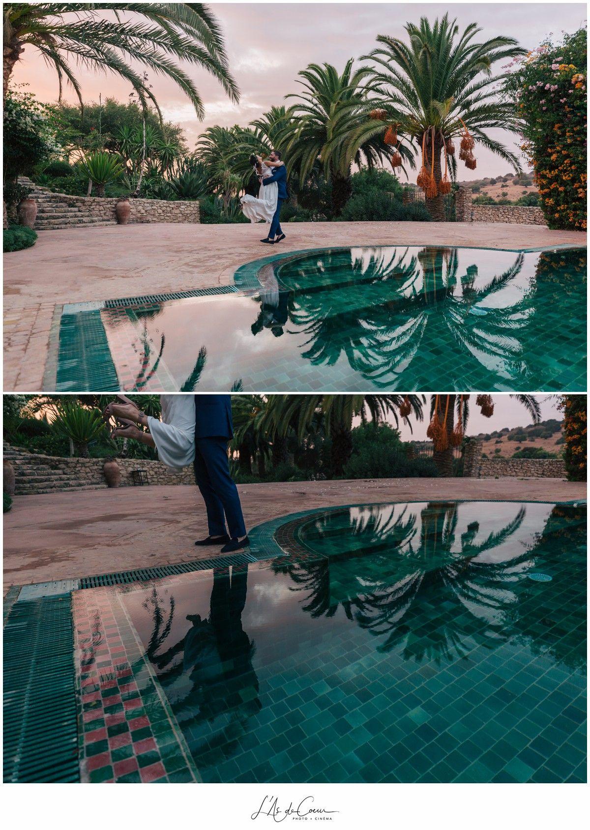 Photos Couple Photographe Mariage Essaouira Le Jardin Des Douars