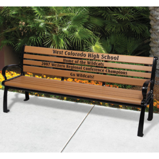 Madison Memorial Bench The Bench Factory Memorial Benches Bench Outdoor Decor