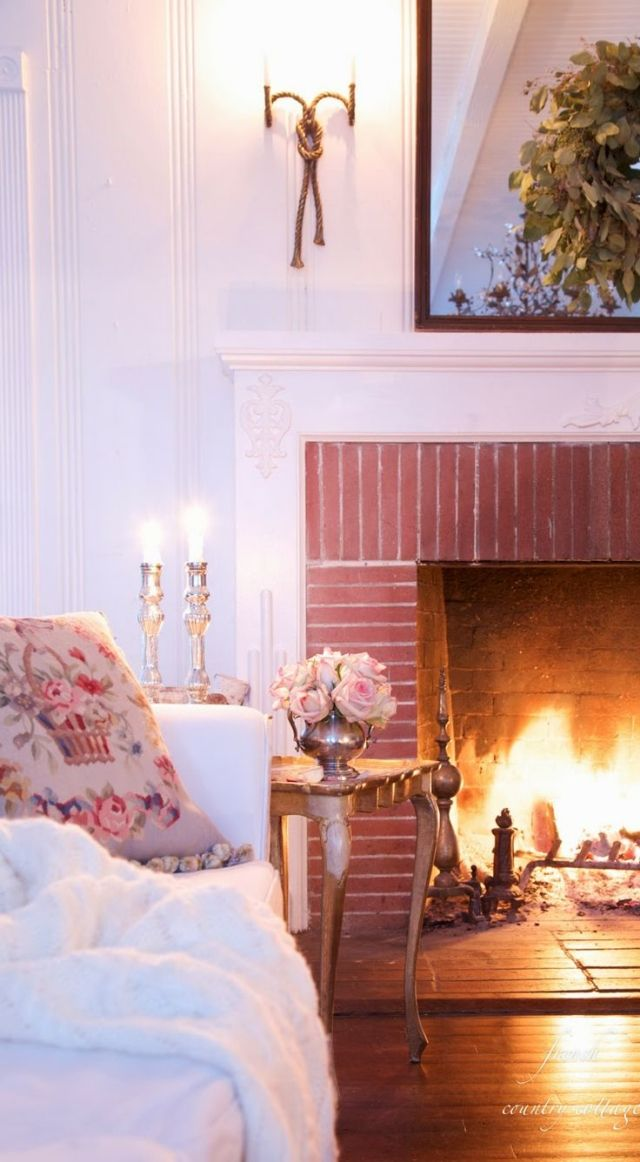 Wohnzimmer Im Landhausstil Gestalten U2013 55 Gemütliche Ideen | Wohnzimmer |  Pinterest