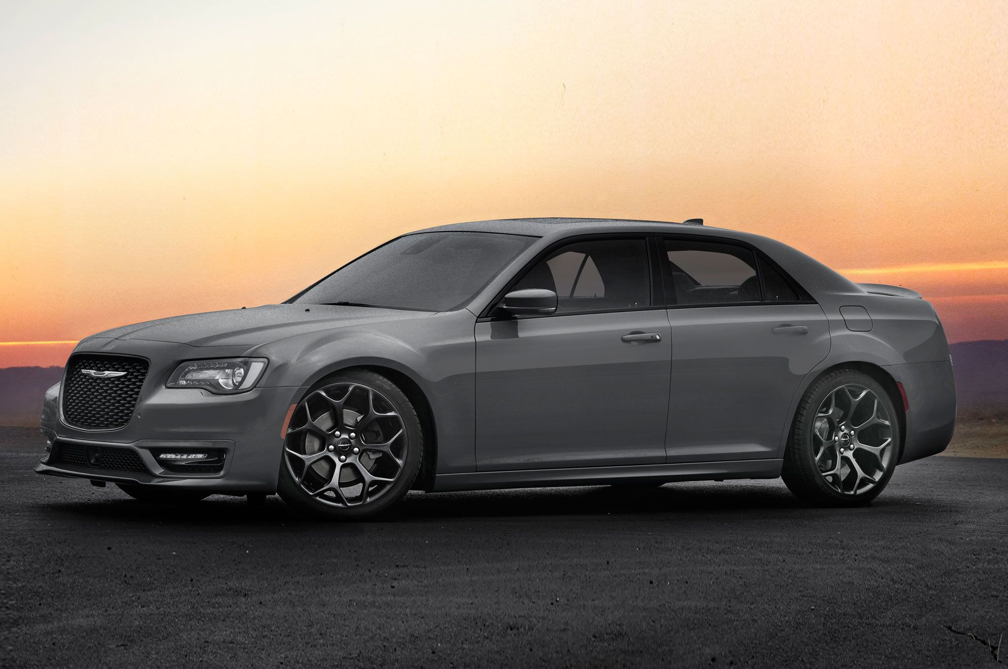 2017 Chrysler 300S Dresses Up with New Sport Appearance Packages. Extra pieces of flair for Chrysler's big sedan.