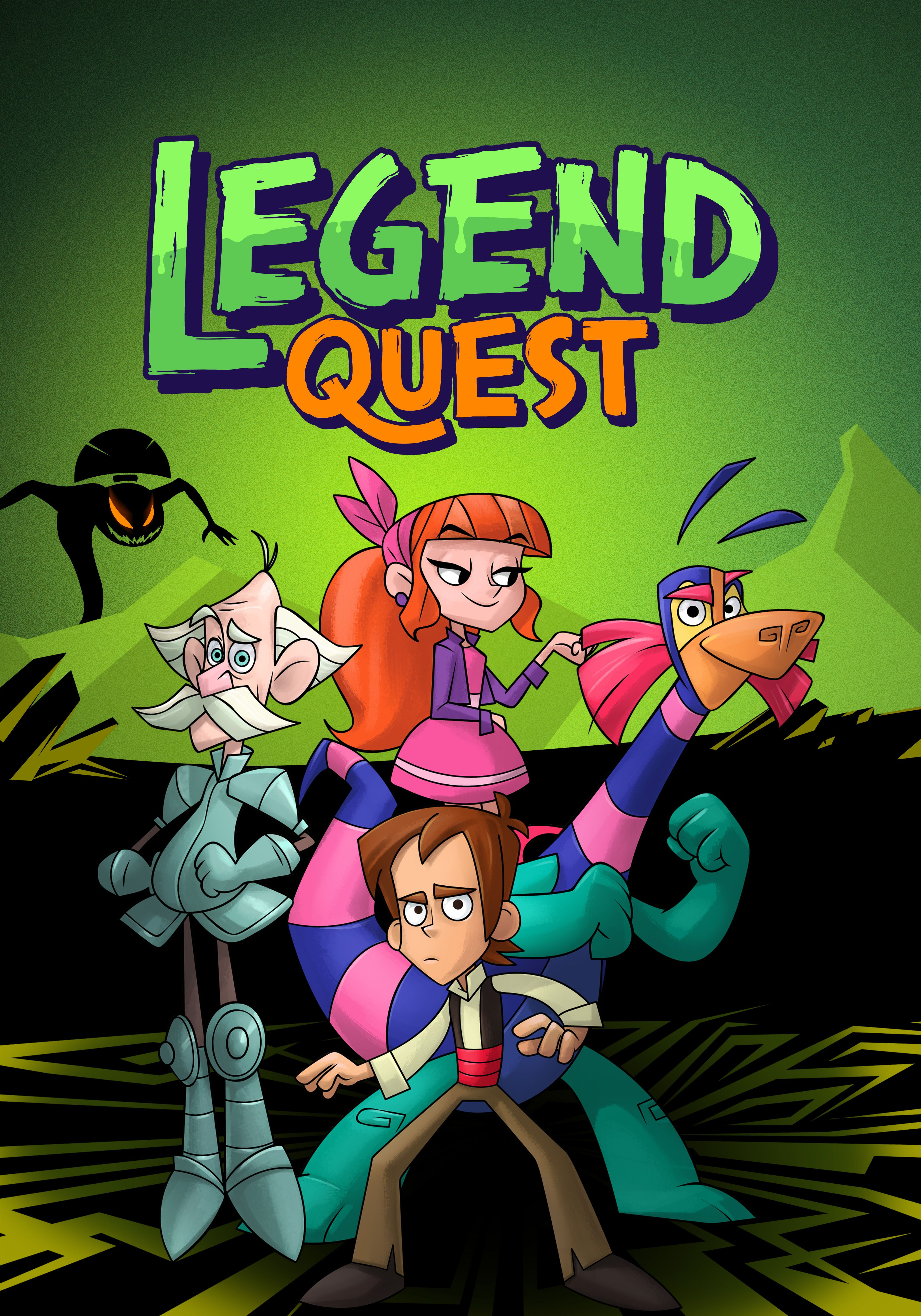 Netflixs Legend Quest Is Enjoyable For Adults And Reminds