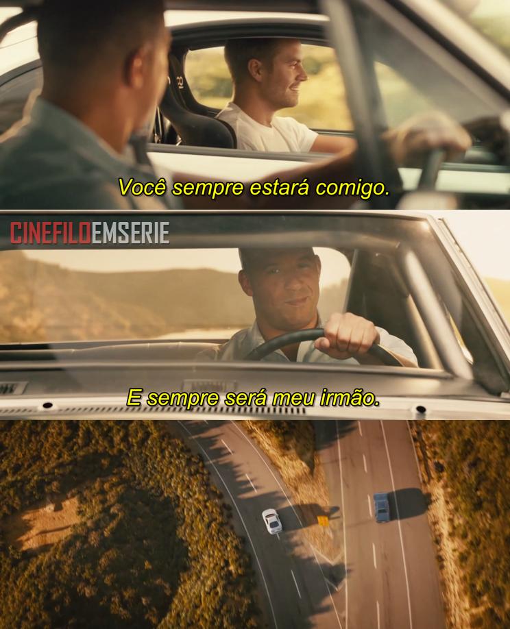 Velozes E Furiosos 7 2015 Frases Pinterest Frases Movies
