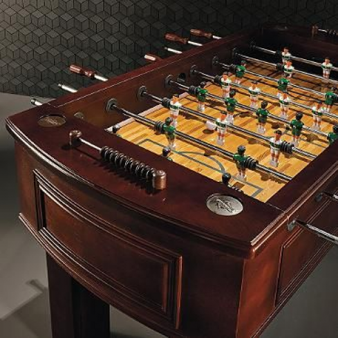 Photo of Classic Foosball Table #recreationalroom #recreational #room #man #cave