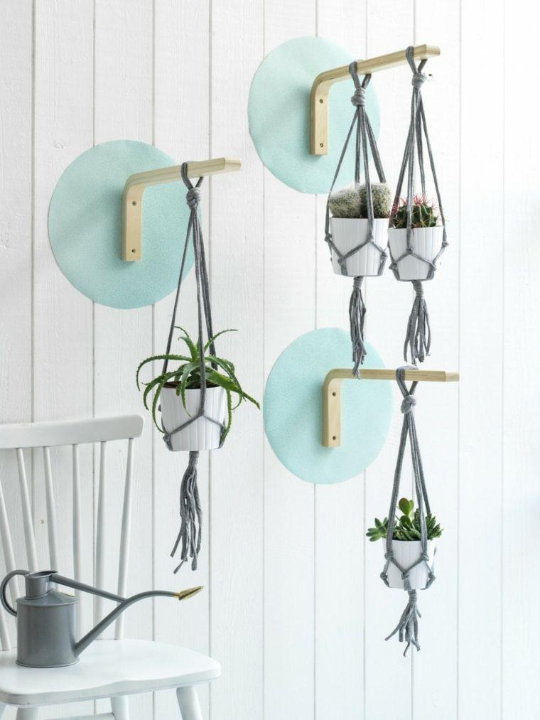 Plantas Colgantes Ideas Para El Interior De Todo Un Poco - Plantas-colgantes-de-interior