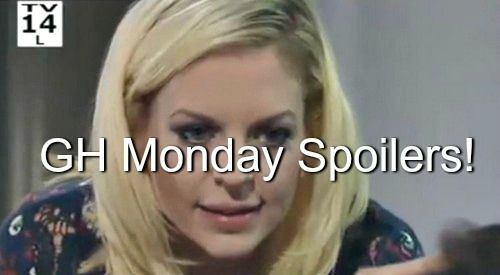 General Hospital Gh Spoilers Maxie Confronts Nathan On French