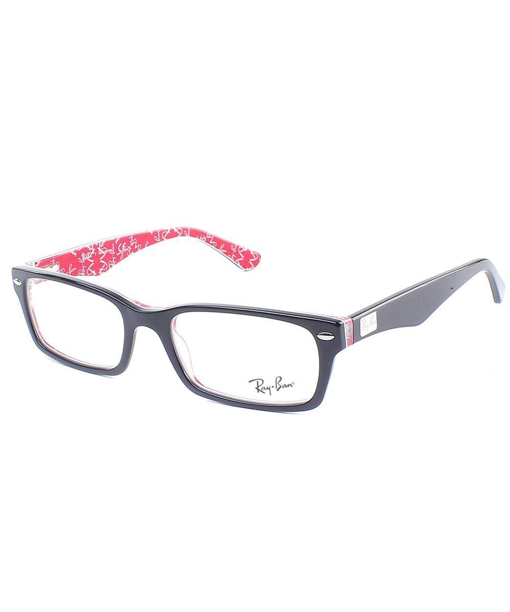 2e1b4de596d Ray-Ban Rectangle Plastic Eyeglasses