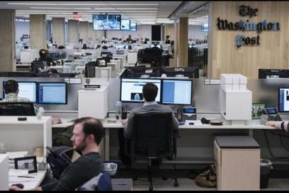 La presse américaine a perdu la moitié de ses emplois en 25 ans