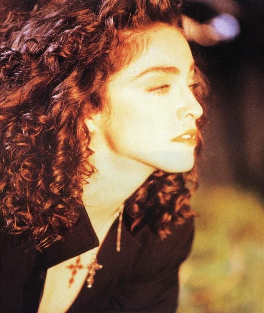 Madonna Photographed By Alberto Tolot On Set Of Like A Prayer 1989 Lady Madonna Madonna Madonna Like A Prayer