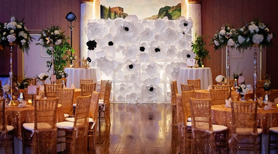 Wedding Backdrop Ideas for All Your Instagrammable Moments