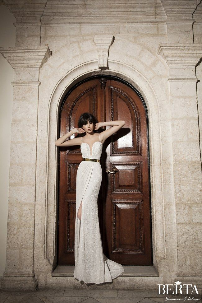Berta Wedding Dresses - See the Summer 2015 Collection| Confetti Daydreams – Wedding Blog
