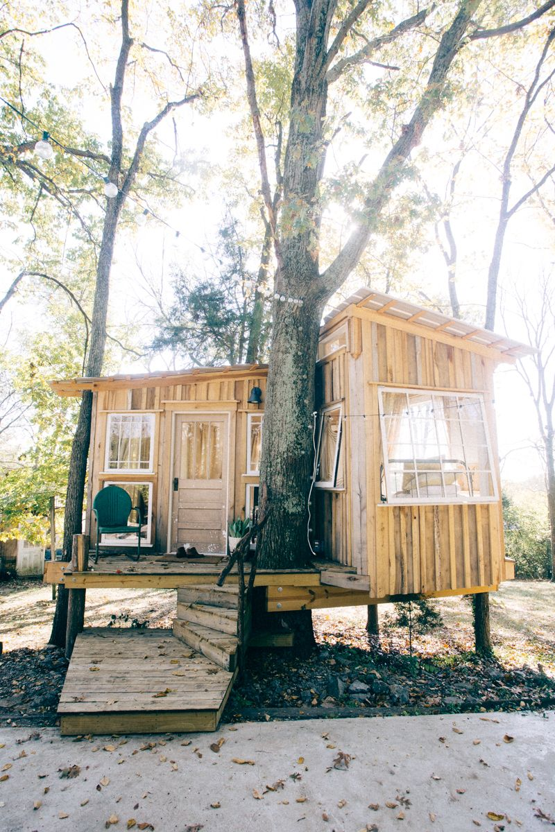 Airbnb Perfection In Nashville Tennessee Tinyhouse
