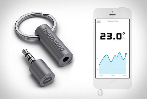 Thermodo Electrical Thermometer - lifestylerstore - http://www.lifestylerstore.com/thermodo-electrical-thermometer-2/