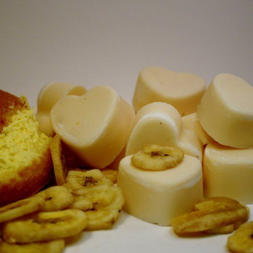 Soy Wax Melts Soy Wax Tarts Banana Cream Pie Scented Wax Melts/Tarts | blackberrythyme - Candles on ArtFire