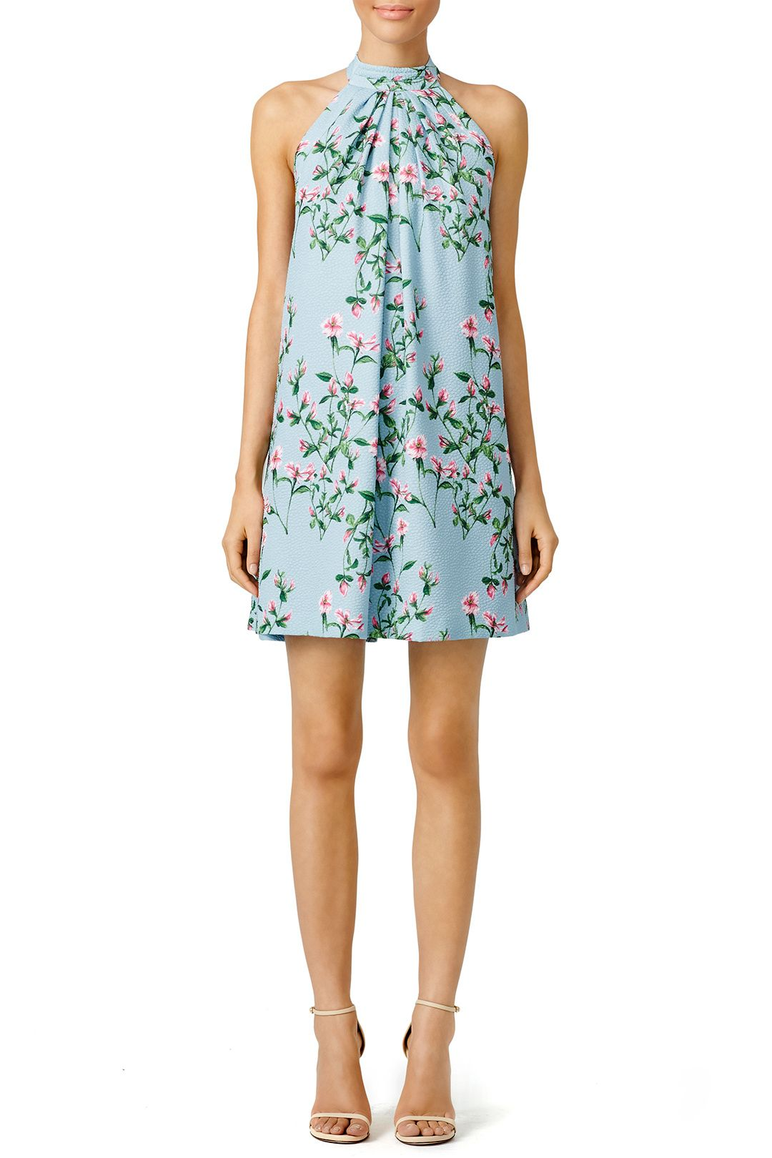 This CYNTHIA STEFFE dress is fresh and floral. Try wearing it to an ...
