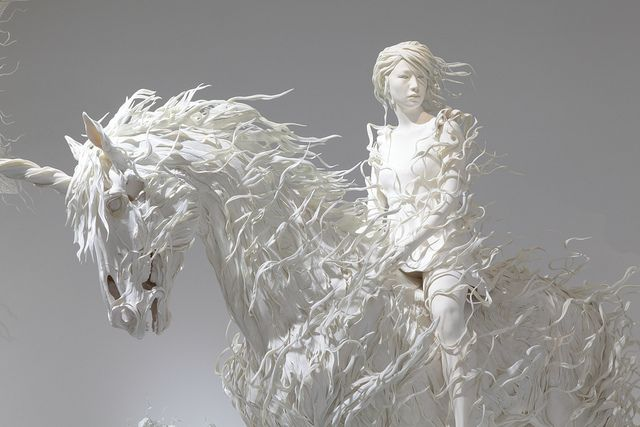 《Hollow: What rushes through every mind》 (detail) 2010   Flickr - 相片分享!