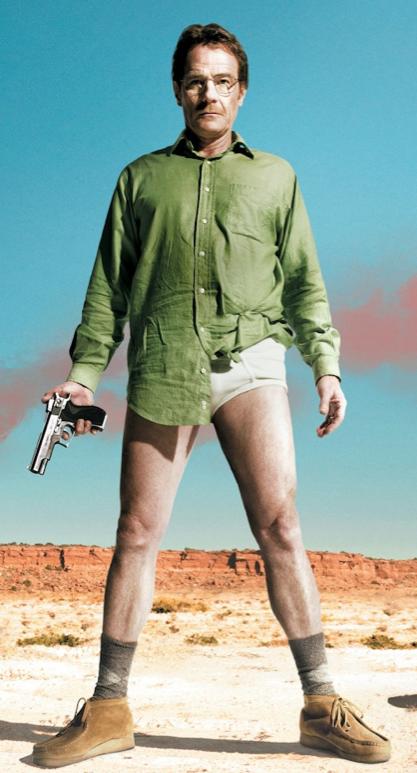 Walter White from 'Breaking Bad' season 1. | Breaking bad ...