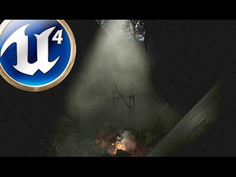 Unreal Engine 4 Quick Level Map Design Post Apocalyptic Cave Environment Youtube Unreal Engine Game Design Game Development