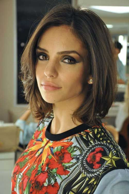 Miraculous 20 Best Must Try Brunette Bob Haircuts Bobs Brunette Bob Hairstyle Inspiration Daily Dogsangcom