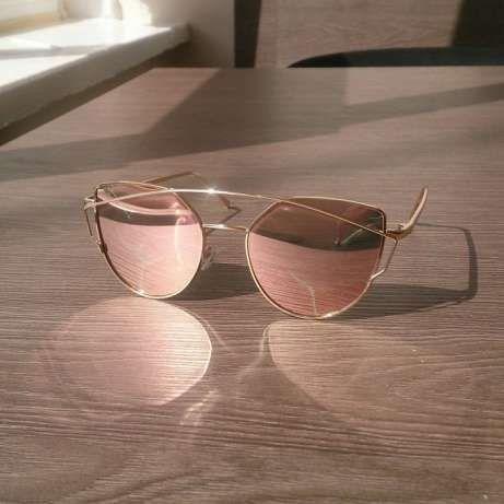 b61527c10 Óculos de Sol Rosê Gold R$ 40,00 | Óculos Rosê Gold - R$ 40,00 ...