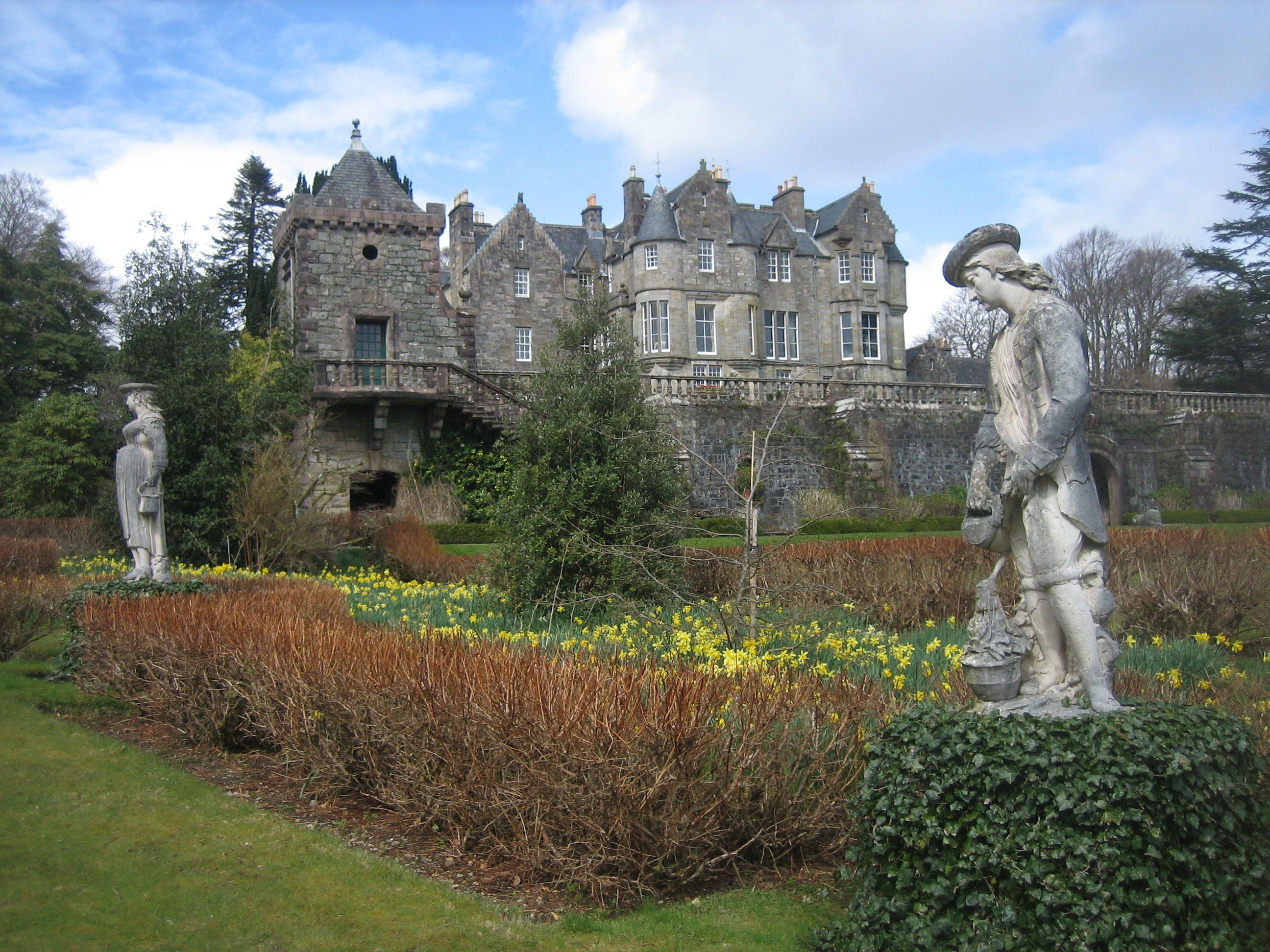 Castles in Scotland for Sale Torosay castle