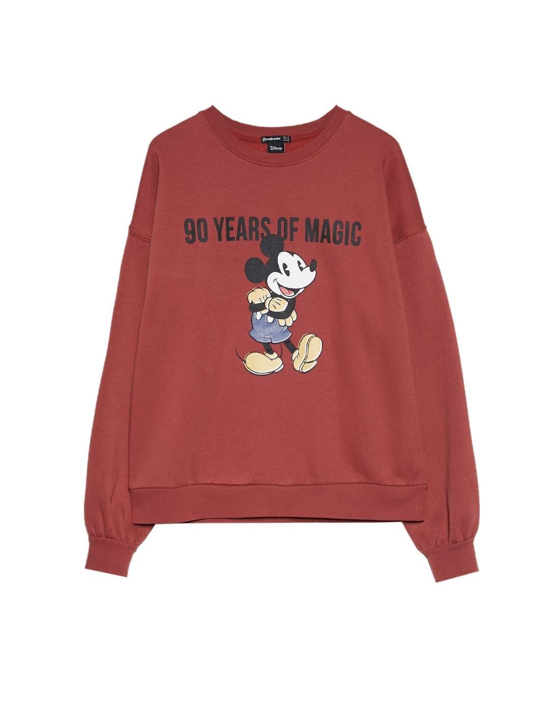 691c2e472b2cb Sudadera Mickey Mouse - Sudaderas de mujer