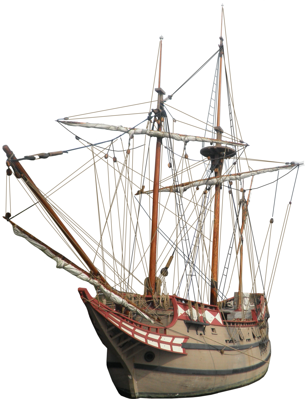 Colonial Ship Png Png Stock Images Free Boat