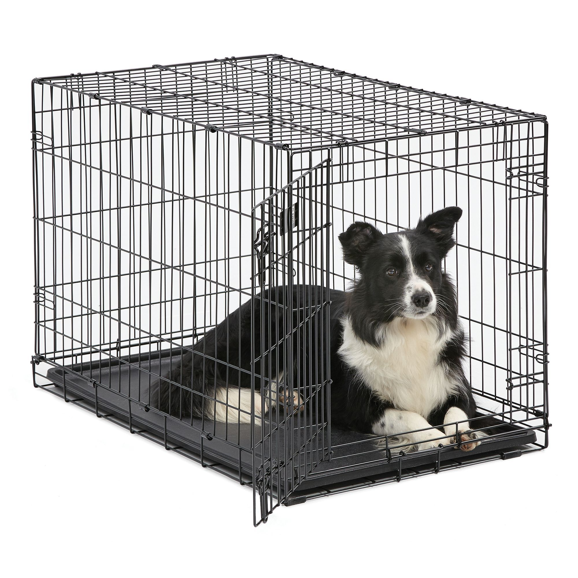 Midwest Icrate Dog Crate Size 36 L X 23 W X 25 H Black