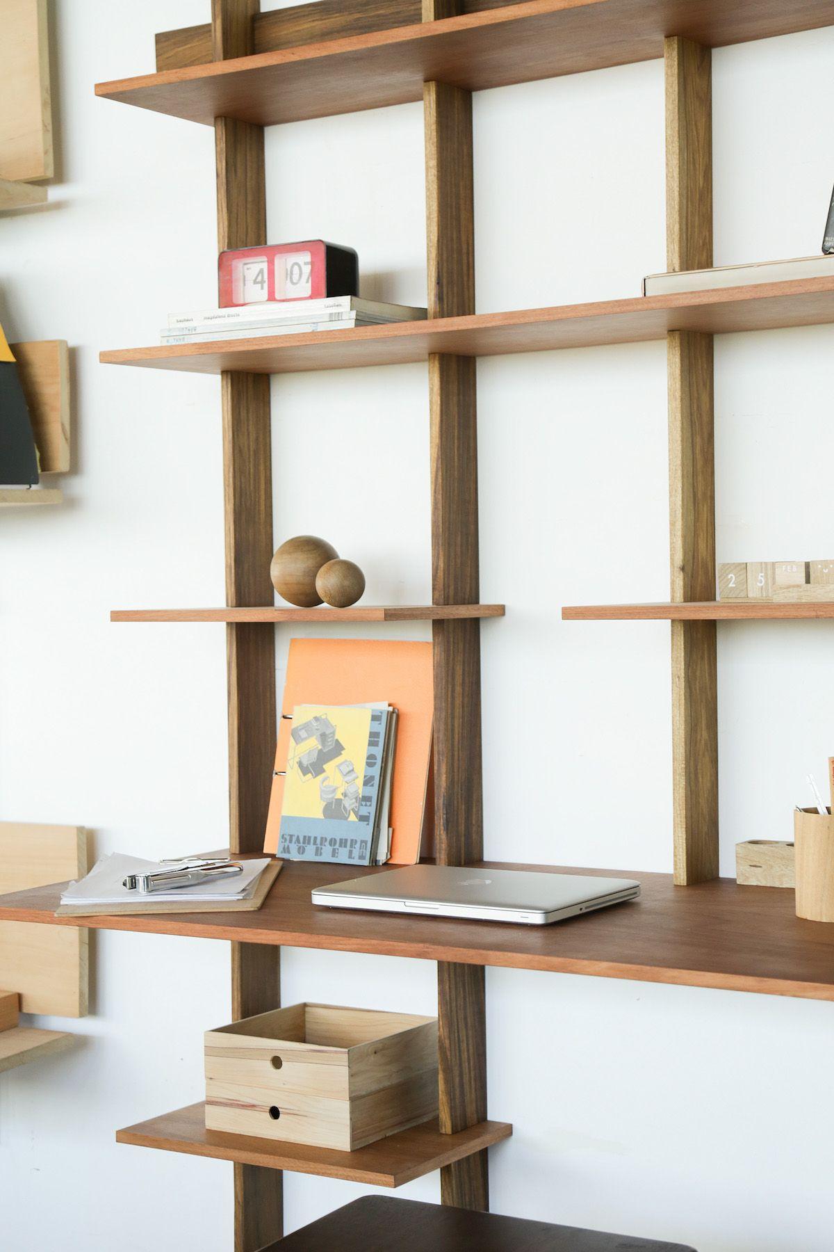 Kit E Sticotti Modular Shelving System - Shelving Systems, Shelving