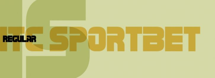 ITC Sportbet font download