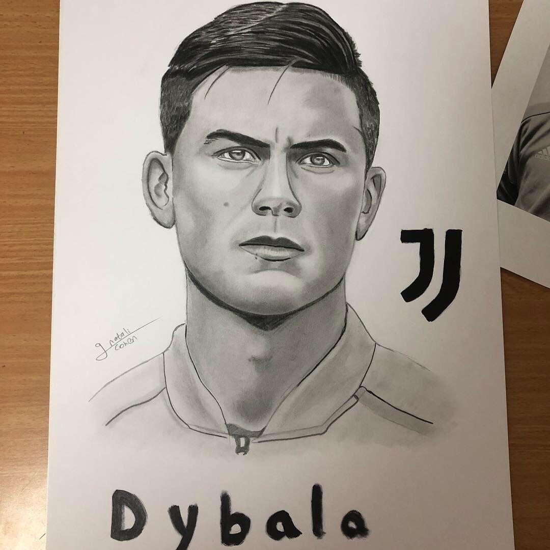 Dybala Juventus Soccer Italia Ronaldo Mandzukic Draw