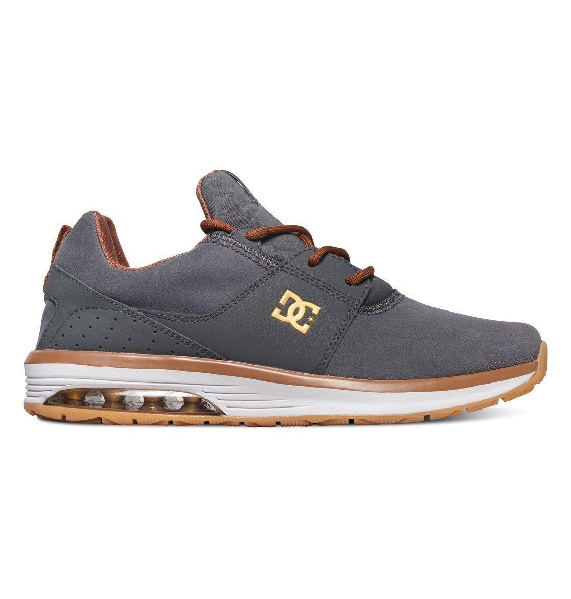 dcshoes, Men's Heathrow IA Shoes, DARK SHADOW ...